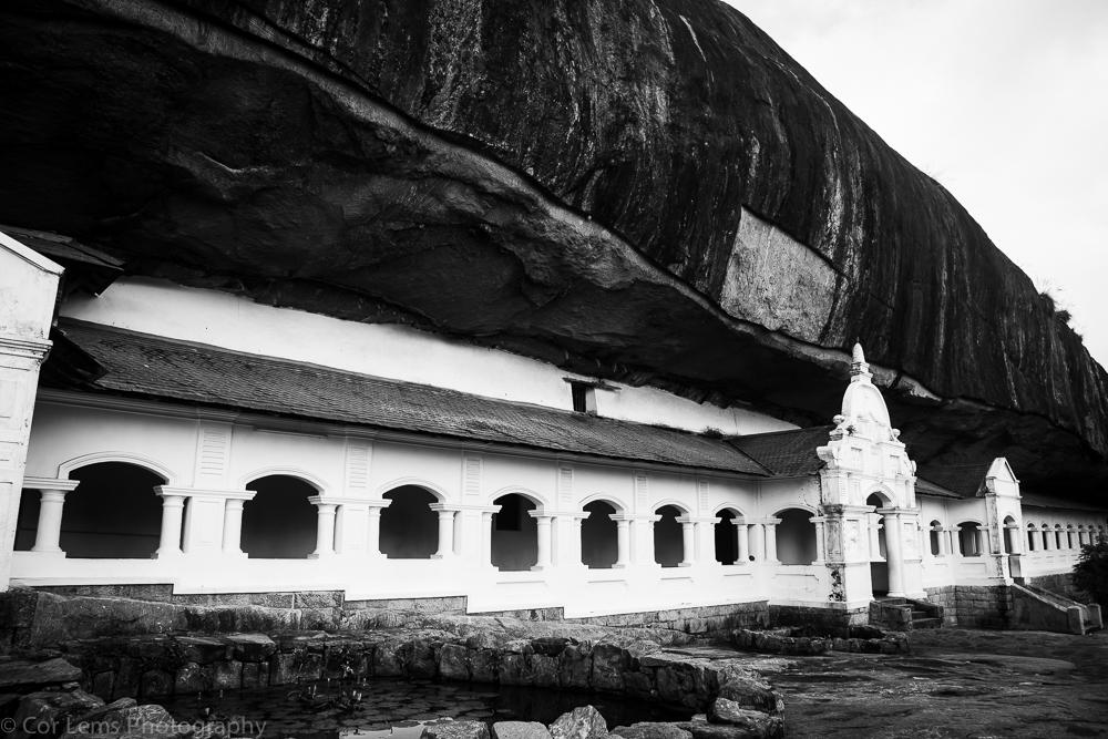 Dambulla cave temples, Sri Lanka (January 2014)