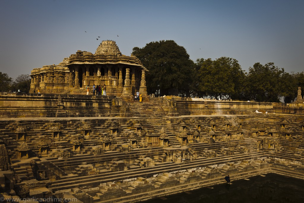Modhera Sun Temple, Gujarat, India (February 2013)