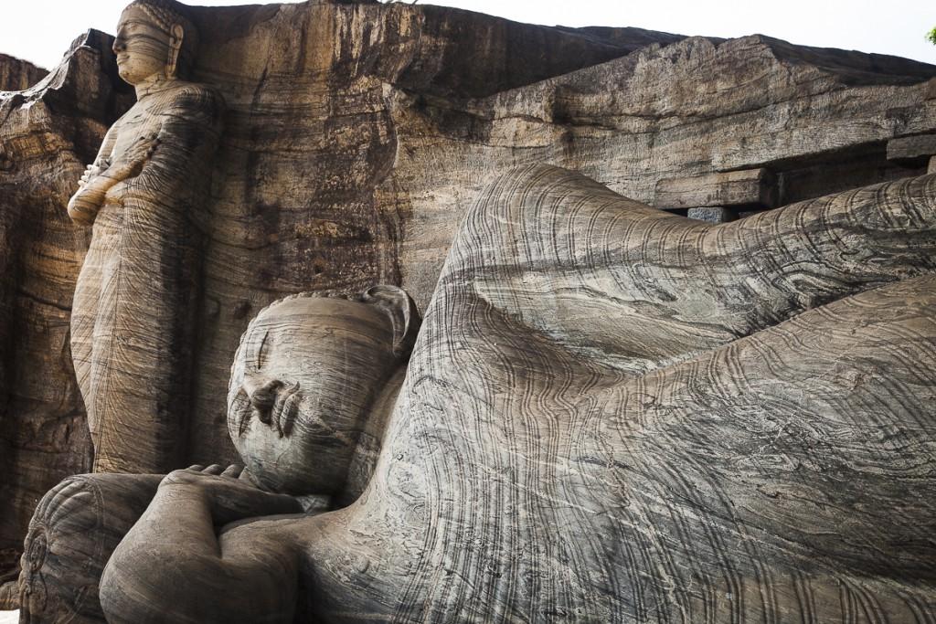 Gal Vihara, Polonnaruwa