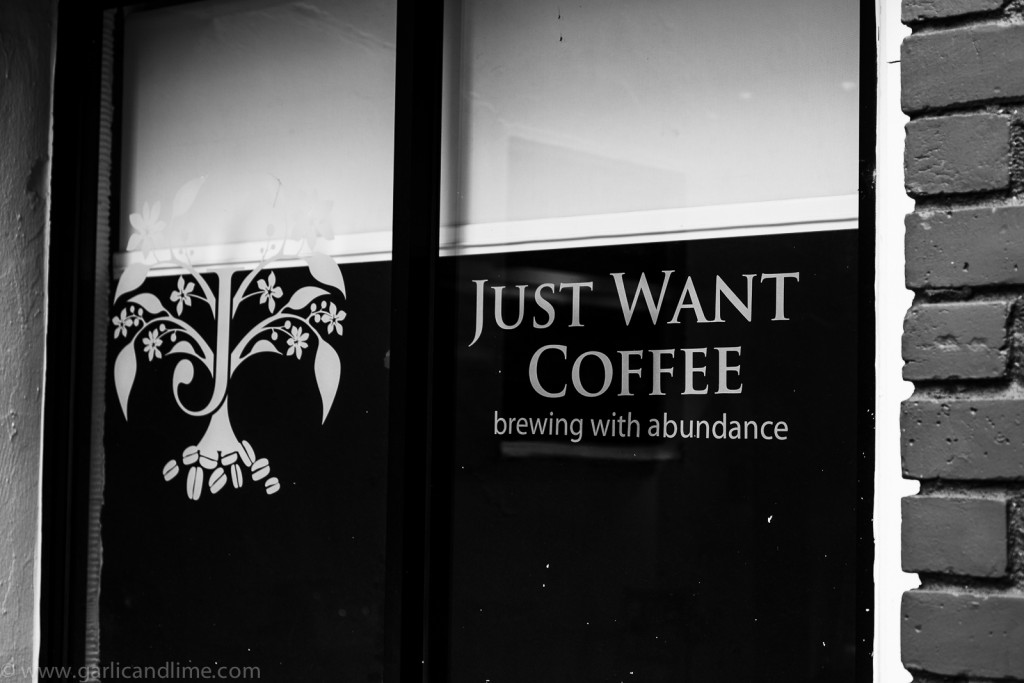 Just want coffee cafe at Everton Park Singapore