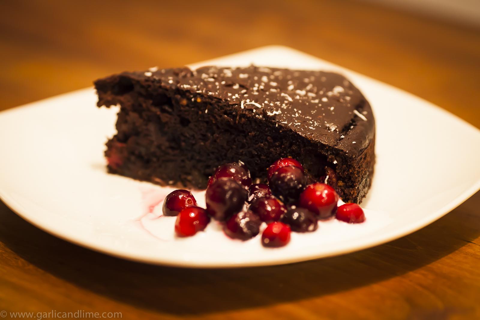 Chocolate Gateau Cake